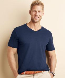 T-Shirt Homme col V