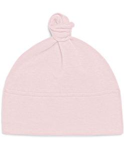 bonnet-bebe-rose-personnalise