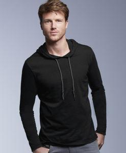 T-shirt homme à capuche